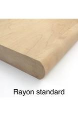 Composantes Lab-Co Inc Marche en bois grade sélect
