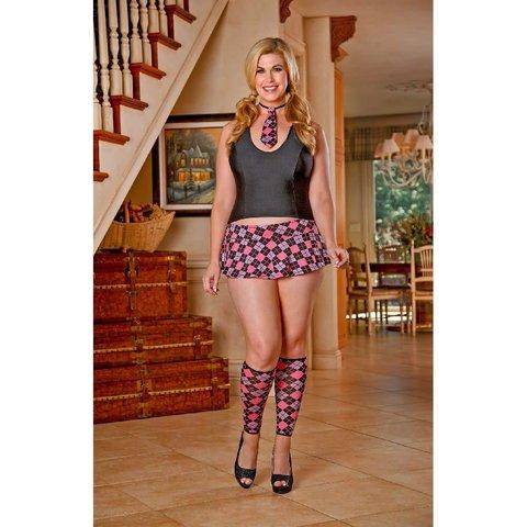 Student Body Schoolgirl Set