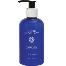 Jelique Pure Instinct Pheromone Massage & Body Lotion - 8 oz