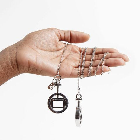 Amelia Nipple Clamps Necklace