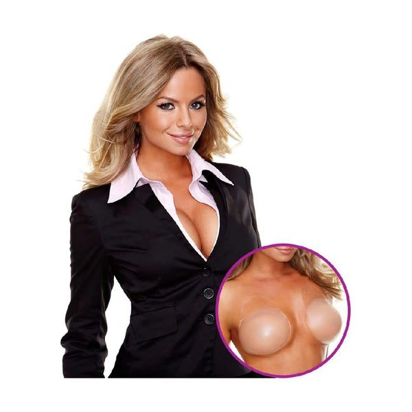 Hollywood Curves Magic Boob Job Silicone Bust Enhancers