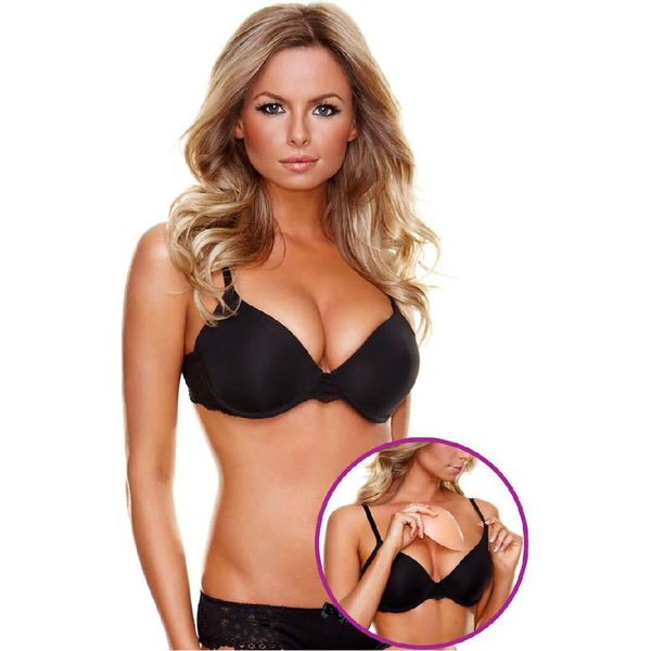 Hollywood Curves Silicone Bust Enhancer