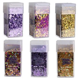 Chunky Body Glitter 1.5 oz Bottle