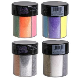 Groove Mixed Colors Fine Body Glitter