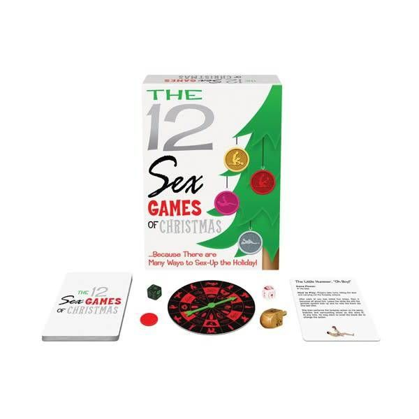 Kheper Games The 12 Sex Games of Christmas