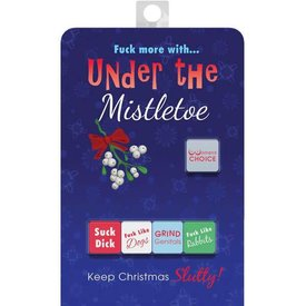 Kheper Games Under the Mistletoe Dice Game