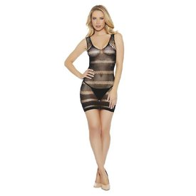 Popsi Fishnet Dress Bodystocking