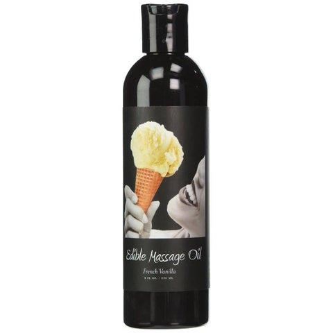 Edible Massage Hemp Oil Vanilla