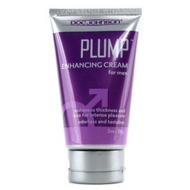 Doc Johnson Plump Enhancement Cream For Men - 2 oz.