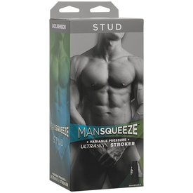 Doc Johnson Man Squeeze - Stud
