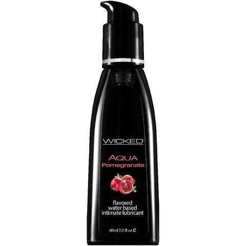Wicked Aqua Pomegranate 2oz
