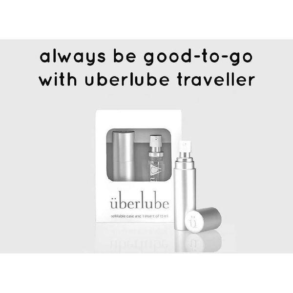 Uberlube Good To Go Silver 15 ml