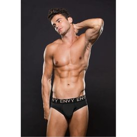 Envy Low Rise Brief Black
