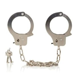 CalExotic Chrome Handcuffs