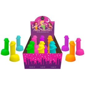Kheper Games NEON Penis Shooter Single Assorted