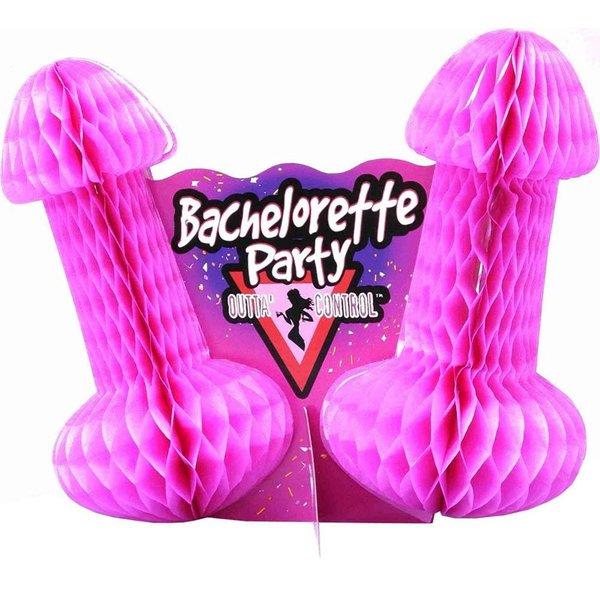 Bachelorette 3D Centerpiece