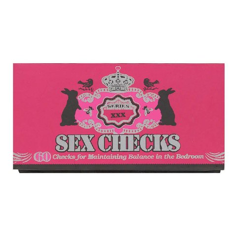 Sex Checks: 60 Checks to Maintain Balance in the Bedroom