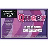 Magnetic Poetry Kit Queer Edition