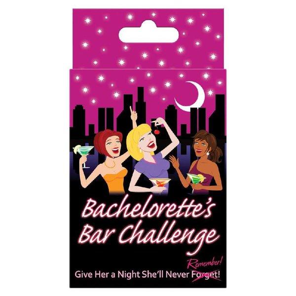 Kheper Games Bachelorettes Bar Challenge