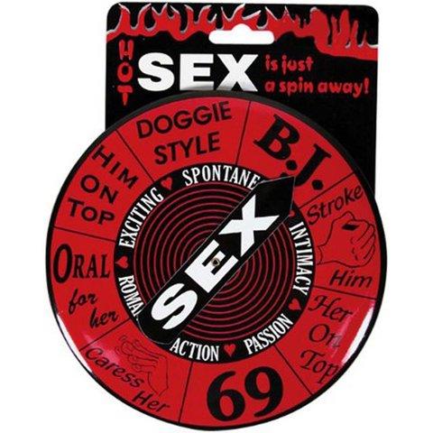 Hot Sex Spinner