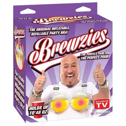 BREWZIES Boob Beer Dispenser