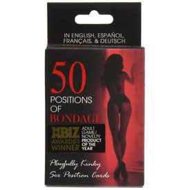Kheper Games 50 Positions of Bondage