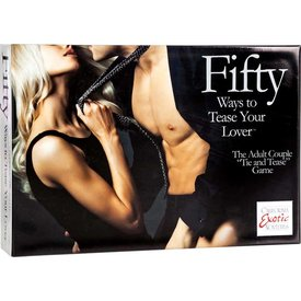 CalExotic Fifty Ways to Tease Your Lover