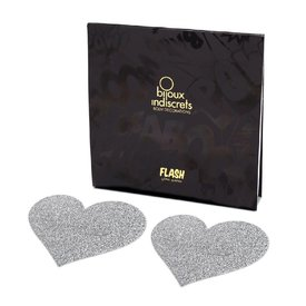 Bijoux Indiscrets Flash Pastie - Heart