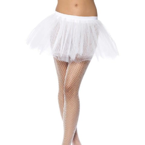 Tutu Underskirt White - One Size