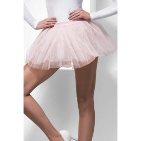 Fever/Smiffys Tutu Underskirt Pink - One Size
