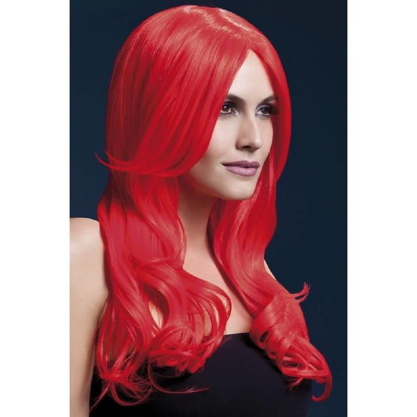 Fever/Smiffys Khloe Wig - Red