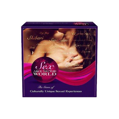 Sex Around the World Game