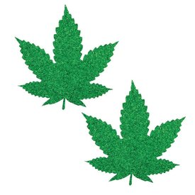XGen Mary Jane Pot Leaf Pasties