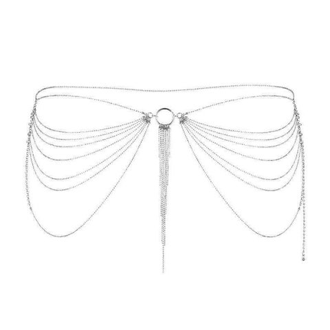 Magnifique Waist Chain - Silver