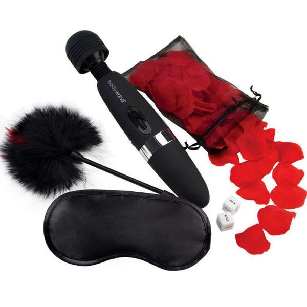 Bodywand Bed Of Roses Gift Set