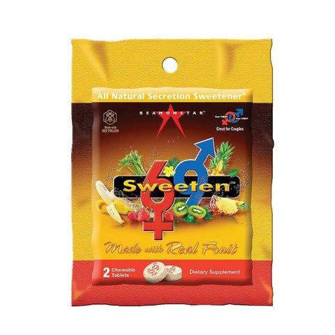 Sweeten 69 - 2 Tablet Pack