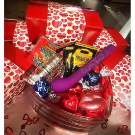 Groove Valentine Box - Purple G