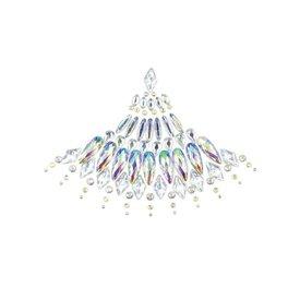 Lunautics Under Bust Crystal Mandala