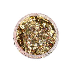 Lunautics Gold Gaia Biodegradable Body Glitter