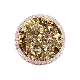 Lunautics Gold Gaia Biodegradable Body Glitter