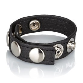 CalExotic Leather Multi-Snap C-Ring