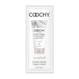 Coochy Shave Cream - Au Natural - 15 ml Foil