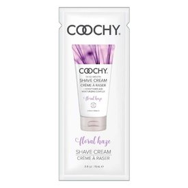 Coochy Shave Cream - Floral Haze - 15 ml Foil