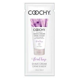 Coochy Shave Cream - Floral Haze - 15 ml Foil