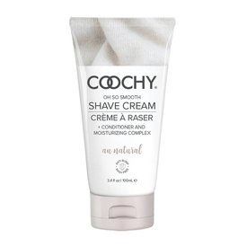 Coochy Shave Cream - Au Natural - 3.4 oz