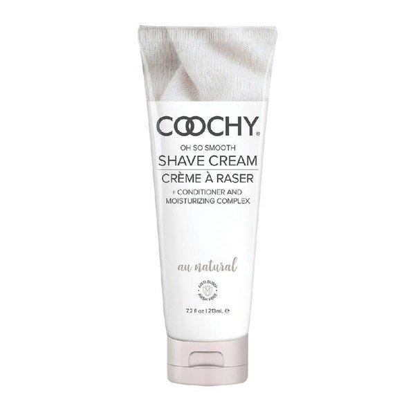Coochy Shave Cream - Au Natural - 7.2 oz