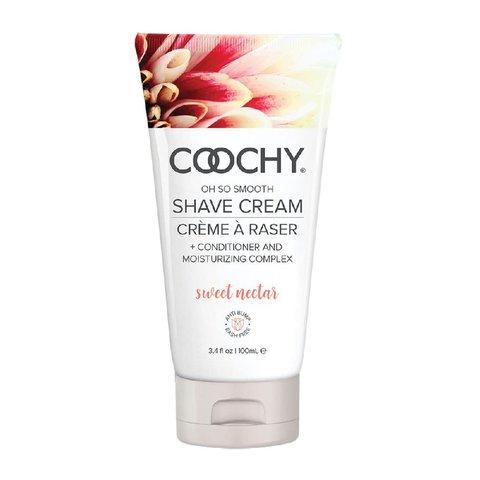 Coochy Shave Cream - Sweet Nectar - 3.4 oz