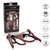 Regal Queen Royal Harness - Red