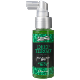 Doc Johnson Goodhead Throat Spray Mint