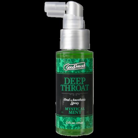 Goodhead Throat Spray Mint